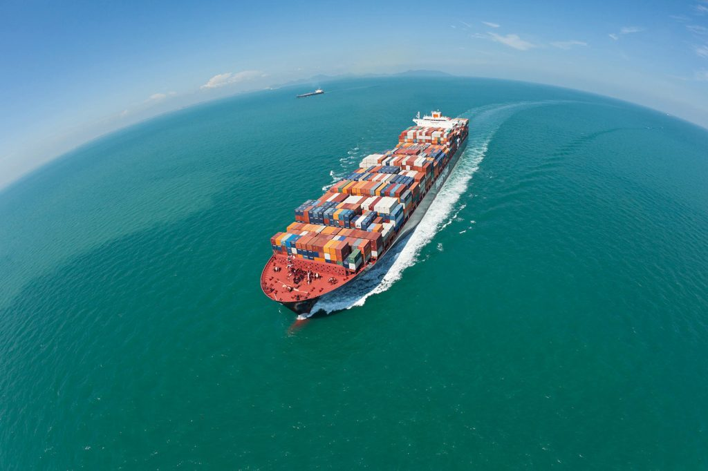ocean transport logistics