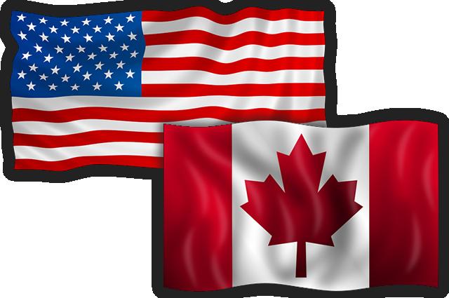 US Canadian customs